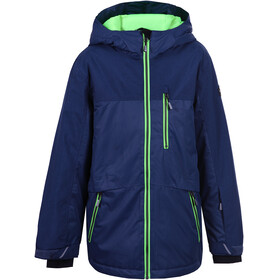 Icepeak Hansen Jr Jacket Children blue